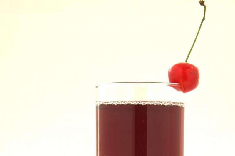 New study: tart cherry juice reduced post-race respiratory tract symptoms after a marathon