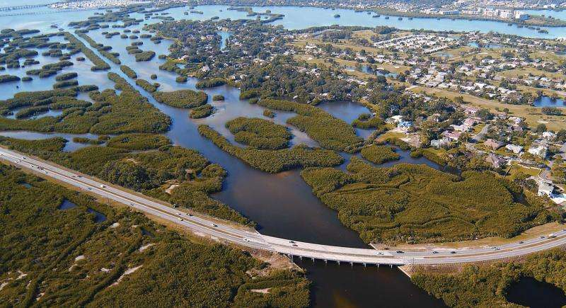 NOAA study finds marshes, reefs, beaches can enhance coastal resilience