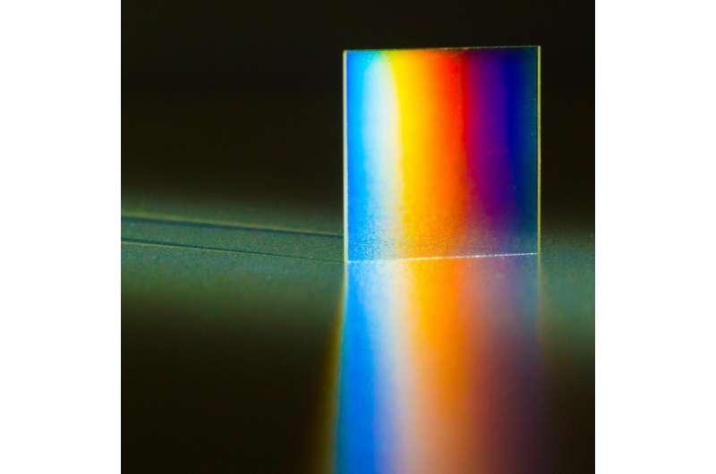 Novel tech that manipulates light has applications beyond holograms