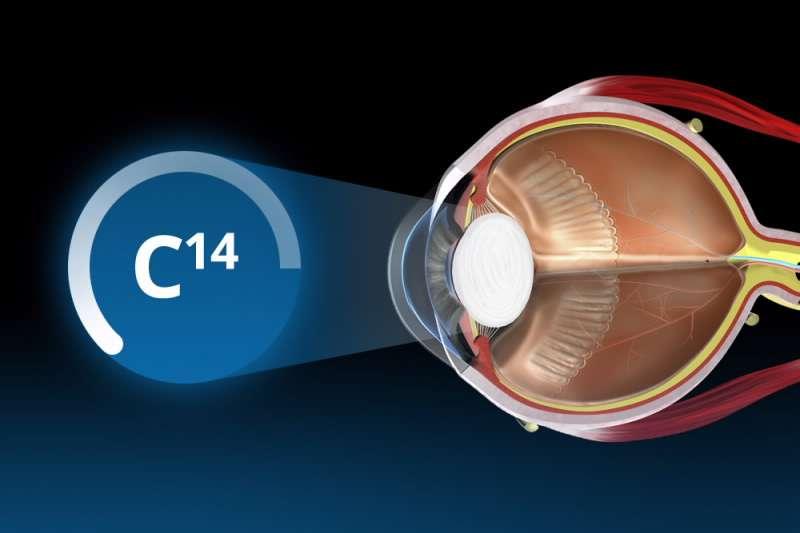 Nuclear techniques confirm unique biology of human eye lens