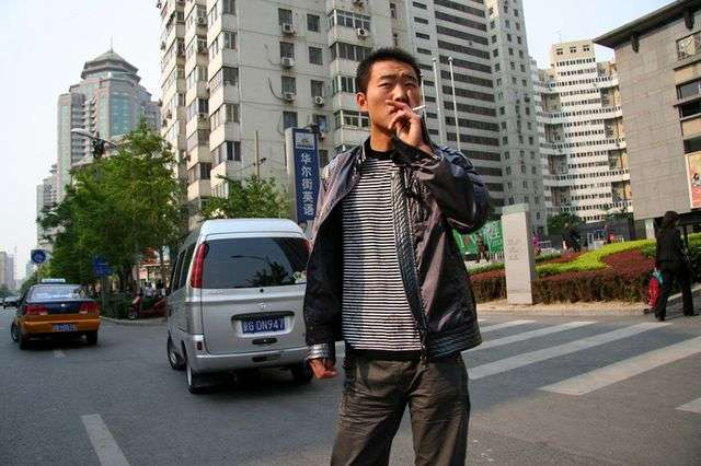 Nurses could help cut smoking rates in China, study finds