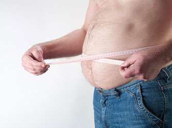 Obesity increases risk of developing cancer