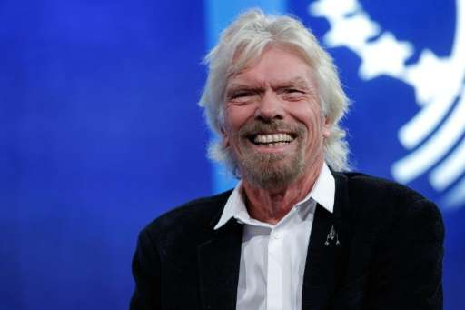 OneWeb, a London-based consortium backed by tycoon Richard Branson (pictured), announced in June it had raised $500 million from