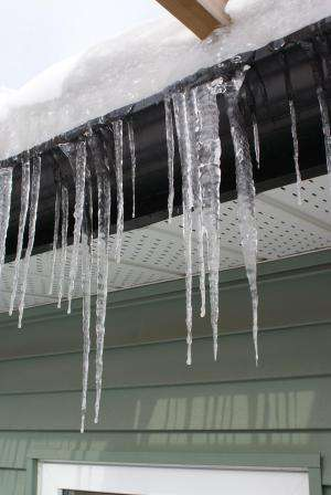 Online Icicle Atlas offers jackpot of scientific data