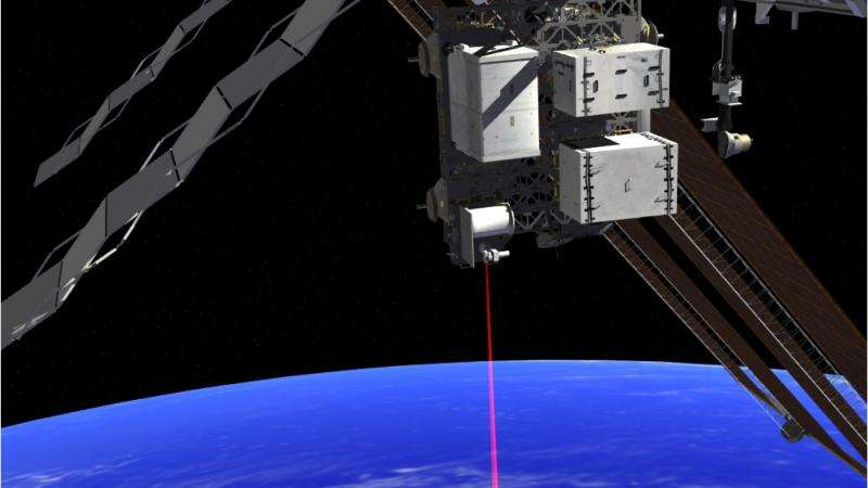 OPALS boosts space-to-ground optical communications research