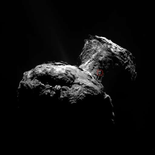 Over the past few weeks, European space probe Rosetta has been witnessing growing activity from Comet 67P/Churyumov–Gerasimenko