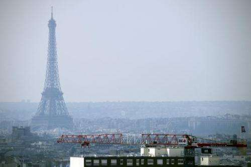 Paris mayor Anne Hidalgo wants authorities to stop one in every two cars entering the capital and make all public transport free
