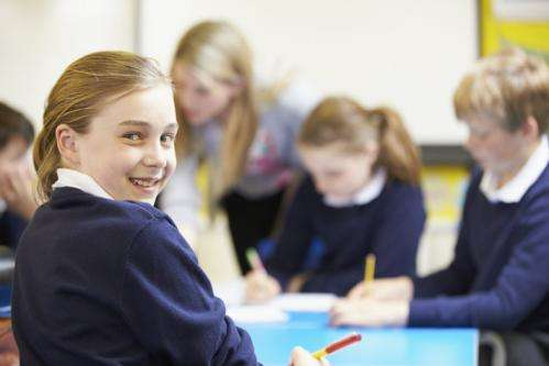 Participation in school life key to doing well, according to research