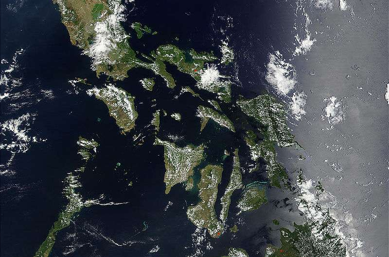 Parts of Philippines may submerge due to global warming