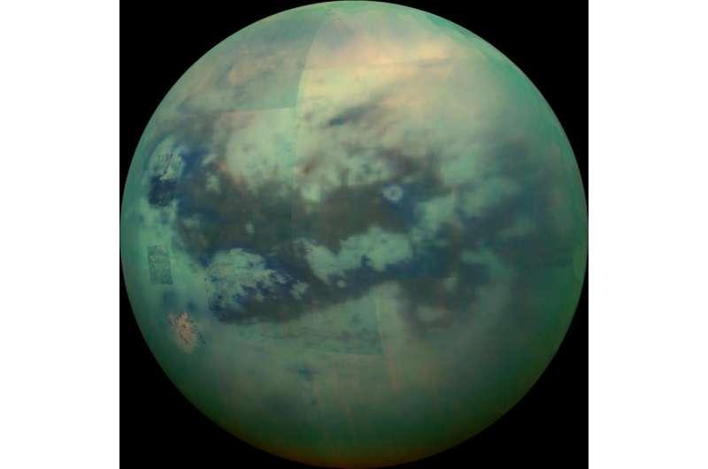 Peering through Titan's haze