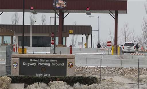 Pentagon: Anthrax shipments broader than first thought