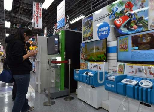"""Pew Research Center said """"data showed that a nearly identical share of men and women report ever playing video games,"""""""