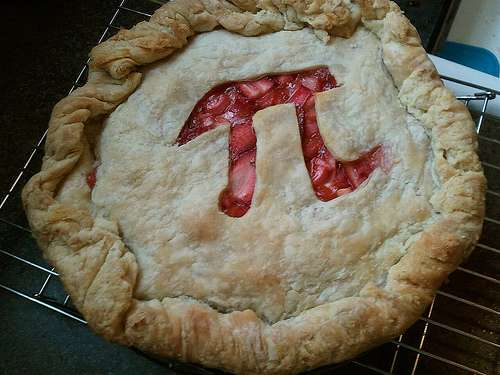 Pi Day is silly, but π itself is fascinating and universal