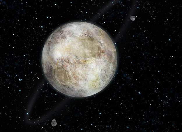 Pluto sweats, and 5 other things you didn't know about the dwarf planet