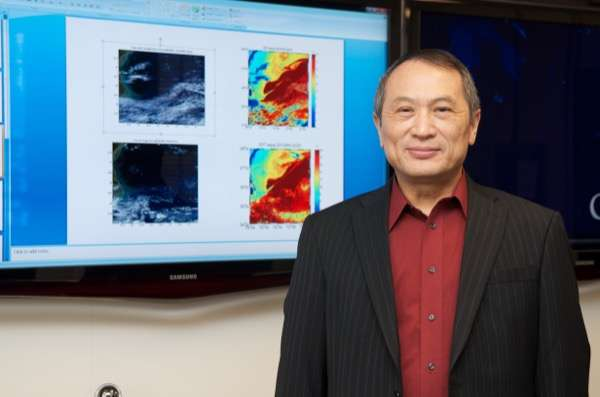 Professor reports on coastal ocean response to global warming acceleration and hiatus