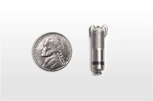 Promise seen for wireless pacemakers placed without surgery