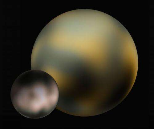 Public asked to help name features on Pluto
