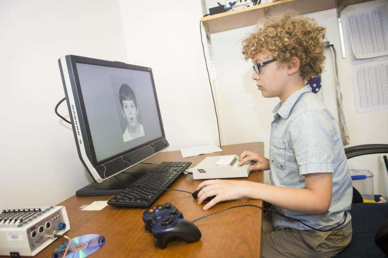 Pupil response predicts depression risk in kids