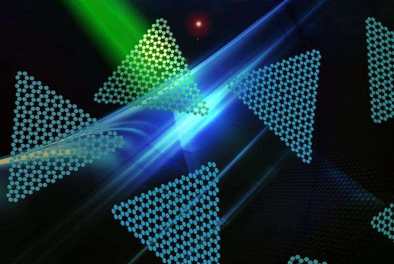 Quantum communications go thin and light