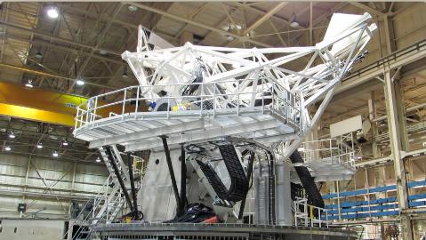 Queen's University Belfast plays leading role in world's biggest solar telescope
