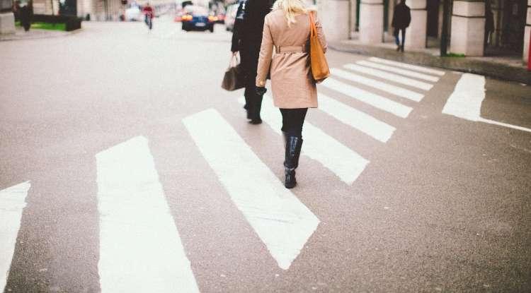 Racial bias in crosswalks? Study says yes
