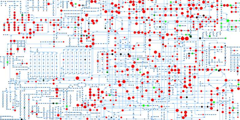 Real-time analysis of metabolic products