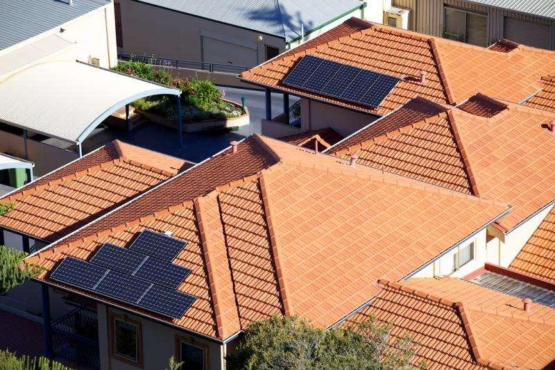 Regular dusting bolsters solar panel performance