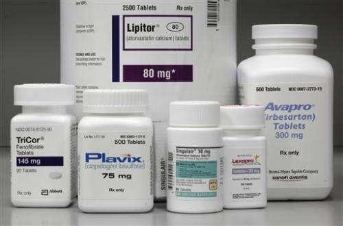 Report: Specialty drugs drive prescription spending jump