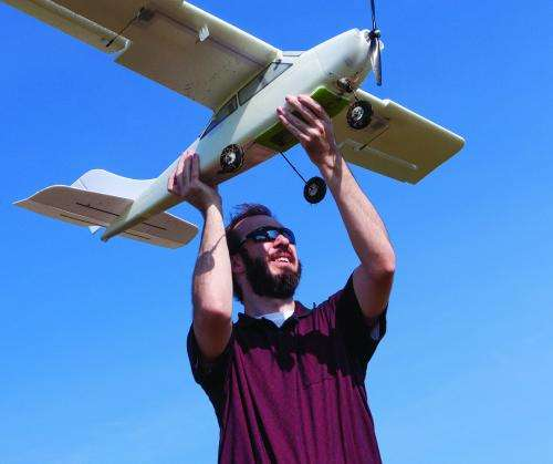 Research applications of unmanned aerial vehicles