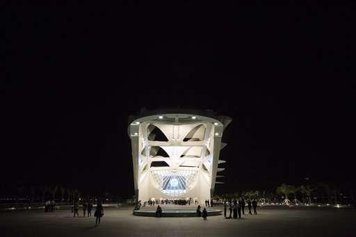 Rio de Janeiro's newest museum looks toward the future