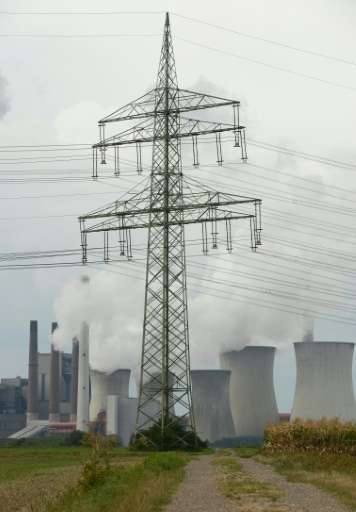 RWE has been hit by rock-bottom wholesale prices as it competes against subsidised renewables like wind and solar power