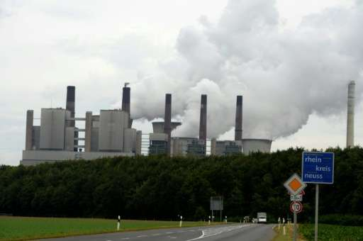 RWE sees profits from its core coal and gas business plummet again in the first nine months of the year