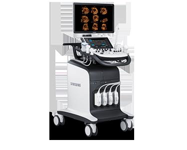 Samsung premium ultrasound system enhances fetal heart imaging and diagnosis