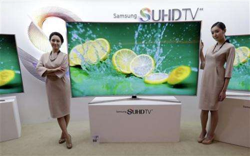 Samsung reveals potential for smart TVs to eavesdrop