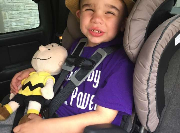 """""""Saving Eliza"""" campaign helps another child"""