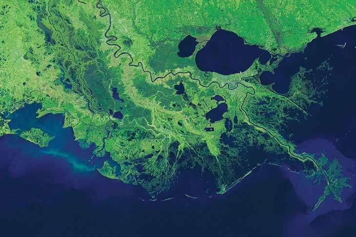 Saving Louisiana's coast
