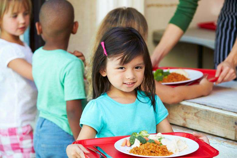 School meals can contain unsafe levels of BPA, putting low-income students particularly at risk