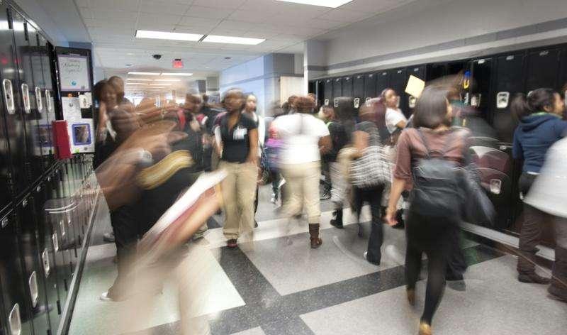 Schools failing to address biased student discipline