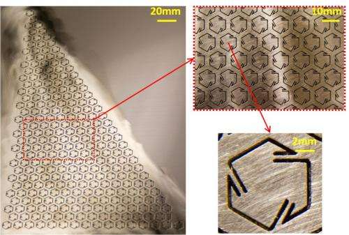Scientists 'bend' elastic waves with new metamaterials that could have commercial applications