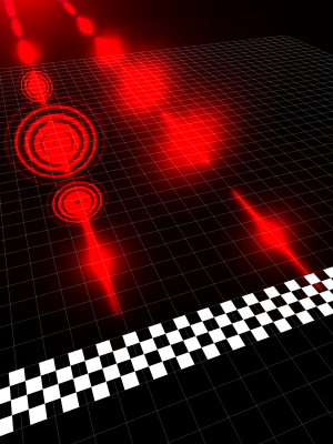 Scientists slow down the speed of light travelling through air