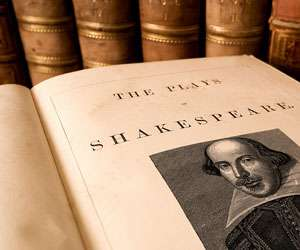 Shakespeare's plays reveal his psychological signature