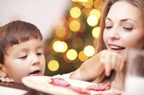 Simple equation: Moms talking math to preschoolers equals knowledgeable kids