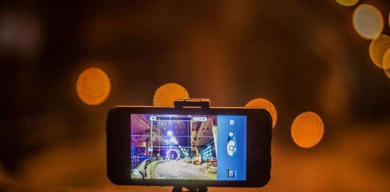 Smartphones give dedicated digital cameras a run for their money