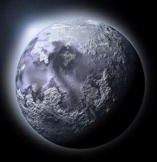 'Snowball earth' might be slushy
