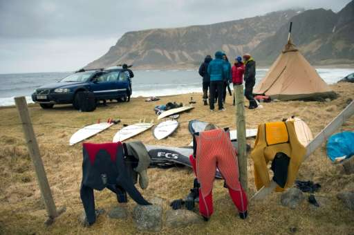 Some 70,000 tourists visited Greenland in 2014, and more than 40,000 visited Norway's Svalbard archipelago, according to the Ass