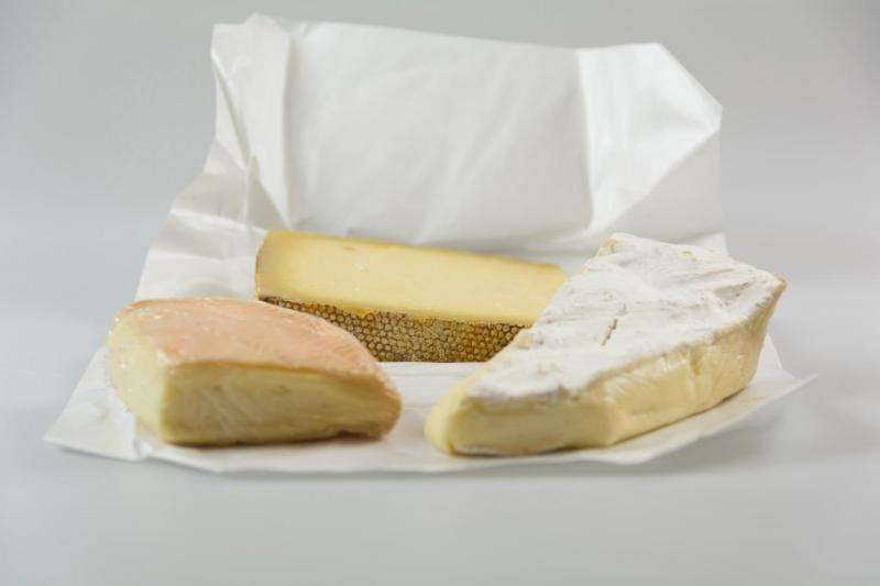 Some online-purchased cheeses are of low quality