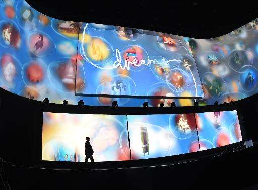 "Sony launches new video game ""Dreams"" ahead of the opening of the Electronic Entertainment Expo in LA, where it is bat"