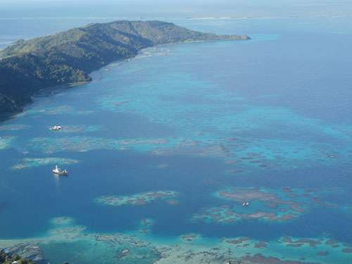 Soundscapes offer clues about coral reef communities