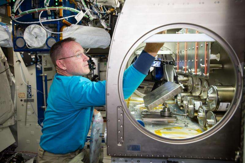 'Space-age' research looks to provide new human health insights