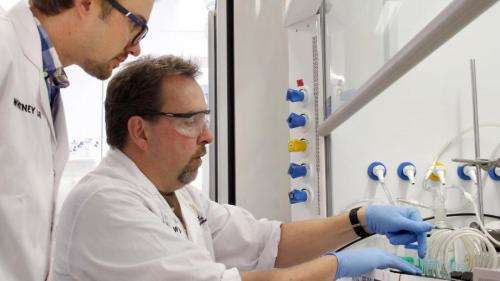 Spurring production of a sluggish enzyme for crop yields